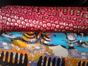 I love cloth in Ghana sooo much!
